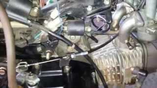 getlinkyoutube.com-Honda blade new 2 silinder om2s cipondoh tangerang