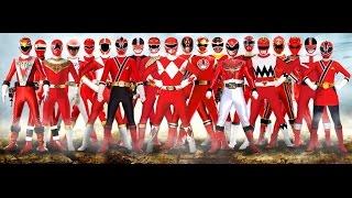 getlinkyoutube.com-Ranking the Red Power Rangers (MMPR to SuperMegaforce)
