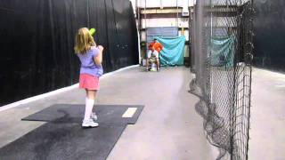 getlinkyoutube.com-ashley fast pitch, 8 year old