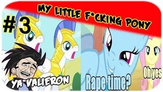 """getlinkyoutube.com-(+13) Soac juega My Little f*cking Pony P.#3: """"A por los traseros de esos guardias!"""""""