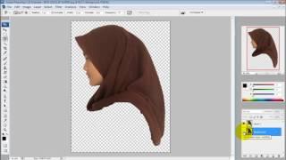 getlinkyoutube.com-Tutorial membuat Siluet dengan Adobe Photoshop CS3