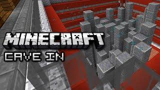 getlinkyoutube.com-Minecraft: I'm Bad at Cave In (Mini Game)