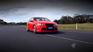 getlinkyoutube.com-Top Gear Australia - Holden Special Vehicles HSV W427