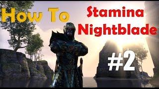 getlinkyoutube.com-How to Stamina Nightblade - Part 2 Gear