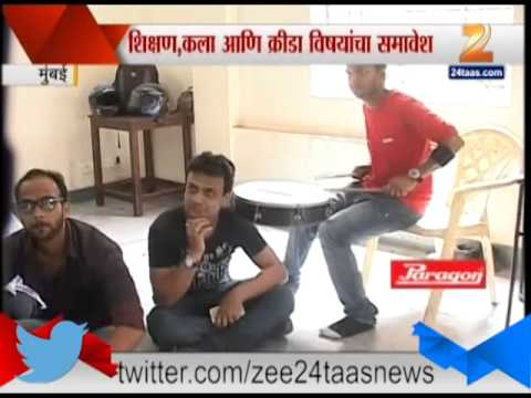 Zee24Taas: raj thackeray mimicry by mns actives