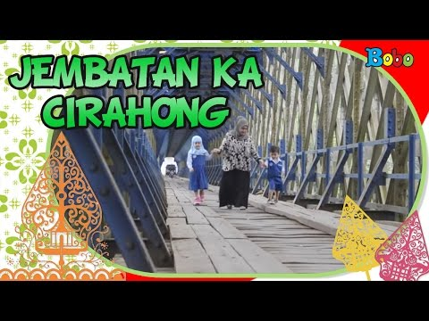 Jembatan KA Cirahong