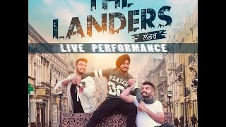 getlinkyoutube.com-The Landers Live Performance || Rangli Nuhaar || Punjabi University Patiala || ATTIZM