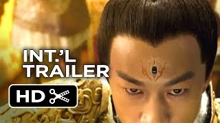getlinkyoutube.com-The Monkey King Official International Trailer #1 (2014) - Donnie Yen Fantasy Movie HD