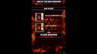 getlinkyoutube.com-WWE Supercard EPISODE 50! ( Survivor Pull Special+ KOTR REWARDS)
