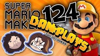 getlinkyoutube.com-Super Mario Maker: Dan's Nuts! - PART 124 - Game Grumps