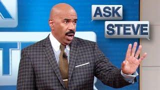 getlinkyoutube.com-Ask Steve: I'm getting wetter and wetter || STEVE HARVEY