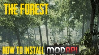 getlinkyoutube.com-How to Install The Forest Mods/Cheats