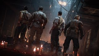 Call of Duty: Black Ops 4 - Zombies Blood of the Dead Teaser Trailer