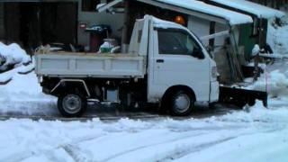 getlinkyoutube.com-2011/02/11  NOLA、2月も除雪車出動!