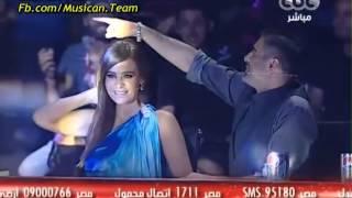 getlinkyoutube.com-اغنية محمد الريفى   على بابي واقف قمرين   من برنامج X Factor