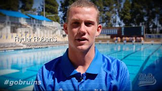 Memorable Moments with Ryder Roberts: UCLA vs USC Men's Water Polo
