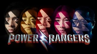 POWER RANGERS PARODY (Official Trailer)