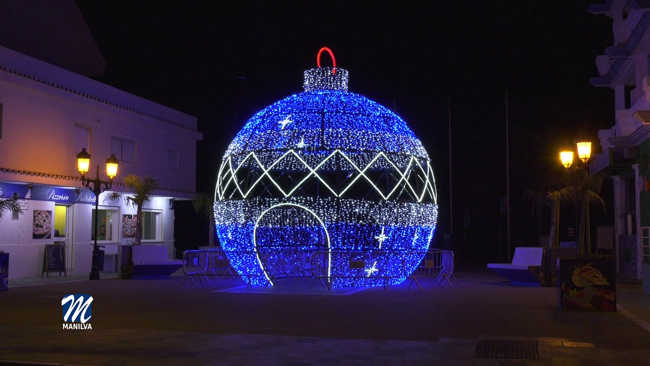 La iluminación navideña sorprende este año por su belleza