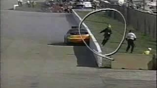 getlinkyoutube.com-ARCA at Atlanta 1996 - the vicious crashes: (pt.2/5)