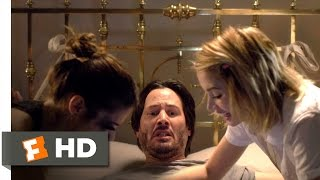 Knock Knock (6/10) Movie CLIP   Like A Good Little Girl (2015) HD