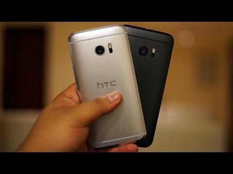 أول نظرة على جهاز HTC 10!