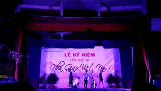 getlinkyoutube.com-[Dance cover] Danger - BTS by Cựu hs Trấn Biên 12A6