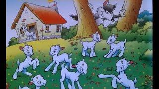 getlinkyoutube.com-Ο Λύκος και τα 7 Κατσικάκια