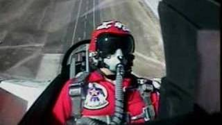 Thunderbird Crash Video 2