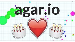 getlinkyoutube.com-AGAR.IO // IT'S MY BIRTHDAY