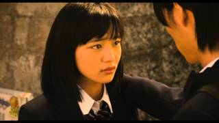 "getlinkyoutube.com-映画「好きっていいなよ。」特報解禁! 川口春奈、福士蒼汰との""胸キュン""キスシーン #Say I love you #movie"