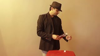 تعلم العاب الخفة # 376 magic trick revealed ... disappearance