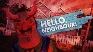 getlinkyoutube.com-HE IS THE DEVIL and SHRINKING!! (Hello Neighbor Alpha 2 / Hello Neighbour Gameplay)