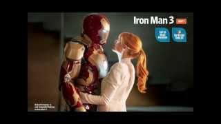 """getlinkyoutube.com-Canción de Iron Man 3 (""""Blue (Da Ba Dee"""") de """"Eiffel 65""""  Into Music Iron Man 3."""