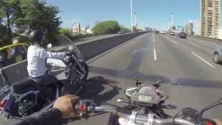 getlinkyoutube.com-GoPro Corven Triax Touring 250 - General Paz - Lugones