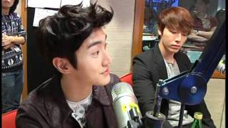getlinkyoutube.com-ไก่คุ้ยตุ่ยเขี่ย - ซีวอน / ดงเฮ