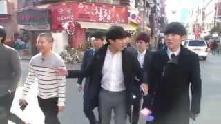 getlinkyoutube.com-[12] 지코,철구 BJ효근 결혼식 뒤풀이 가는길 - KoonTV