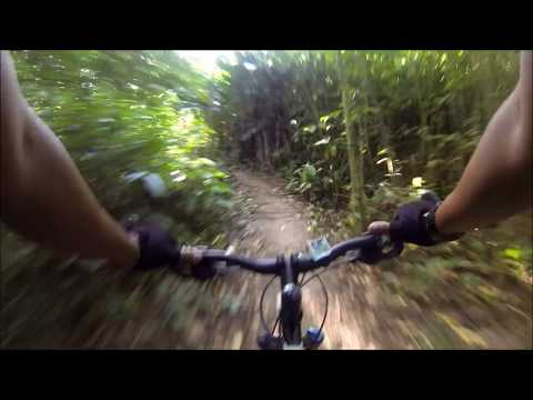 Early Morning Trail Ride Tucker Valley Chaguaramas