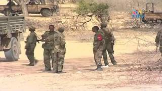 getlinkyoutube.com-Abdullahi hussein maaryaa the Kenyan Army Occupation of Somali Southern Regions