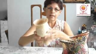 getlinkyoutube.com-0852 5948 6600 (TSEL), Cara Membuat Vas Bunga dari Botol Bekas, Pusat Kerajinan Tangan