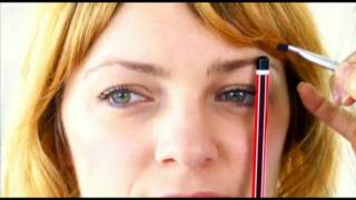 getlinkyoutube.com-How To: Balance out uneven brows