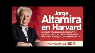 """getlinkyoutube.com-Jorge Altamira en Harvard // Ciclo de charlas """"presidenciales 2015"""""""