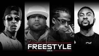 getlinkyoutube.com-Couvre Feu - Freestyles live: BOOBA, KALASH, NISKA & DAMSO sur OKLM Radio