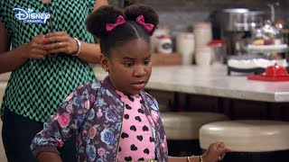 getlinkyoutube.com-K.C. Undercover - K.C's New Sister J.U.D.Y. - Official Disney Channel UK HD