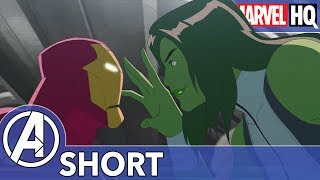 S.H.I.E.L.D. Report: She-Hulk | Fury Files - She-Hulk