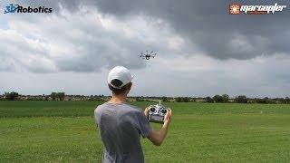 """getlinkyoutube.com-""""APM Copter"""" - """"AutoTune"""" (automatic PID tuning, crosswind: 20 km/h)"""