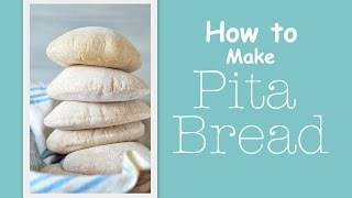 getlinkyoutube.com-PITA BREAD : Stove-Top Step by Step Instructions How to Make a Perfect Pita Everytime