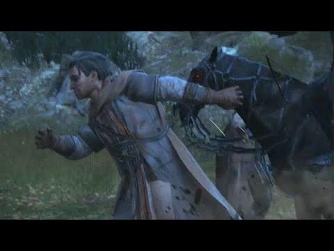 Le Seigneur des Anneaux La Guerre du Nord - Trailer E3 2011