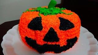 getlinkyoutube.com-Bolo Halloween
