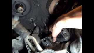 TDI Timing Belt Replacement ALH Engine 2000 2001 2002 2003 Golf Jetta VW Volkswagen MK4 How To