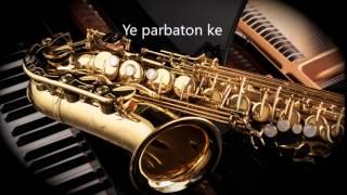 Bollywood romantic saxophone hindi 60s